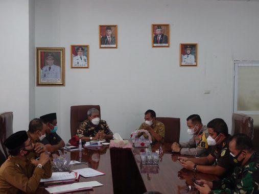 Kasus Positif Covid-19 Meningkat, Pemkab Lampung Tengah Segera Tegakkan Perda yang Mengatur Sanksi Pelanggar Protokol Kesehatan