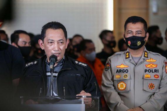 Dukung Komjen Pol. Listyo Sigit Prabowo Calon Tunggal Kapolri, Lembaga Pusat Kajian dan Riset Poetra Nusantara Tolak Isu Keagamaan