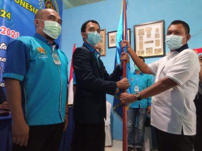 Rino Panduwinata nahkodai PWI Kota Metro periode 2021-2024