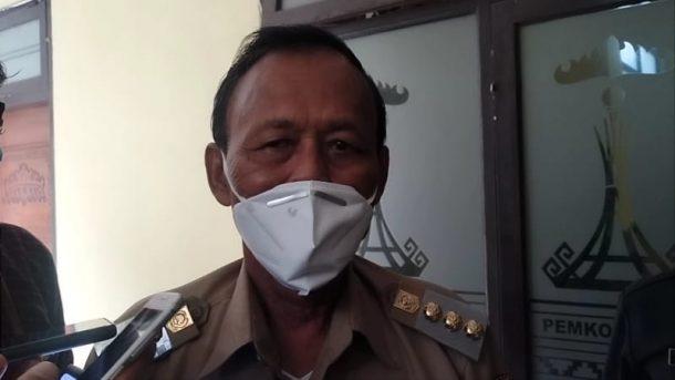 Hari Terakhir Bertugas, Wali Kota Metro Achmad Pairin: Terima Kasih Warga Metro, Jaga Selalu Protokol Kesehatan
