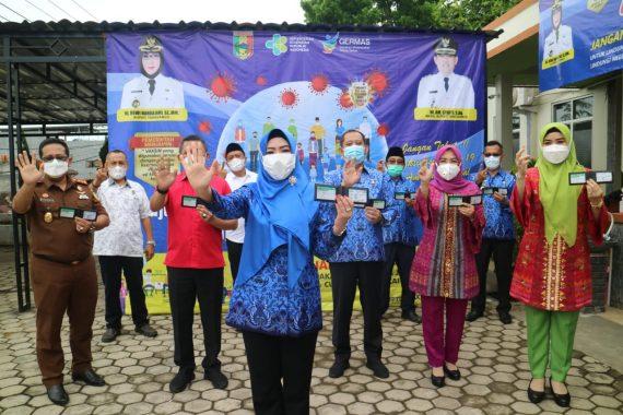 Sekda Thamrin Jabat Plh Bupati Lampung Selatan Hingga 25 Atau 26 Februari 2021