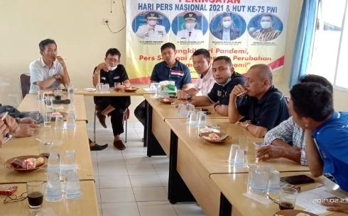 PWI Lampung Timur Siap Gelar Konferkab Ke-VI Awal Bulan Maret 2021