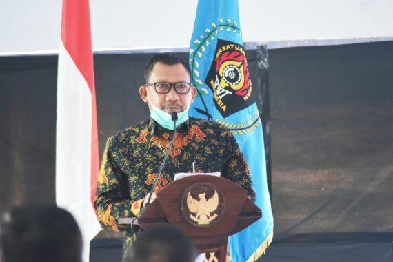 Ketua PWI Lampung Minta Pengurus di Kabupaten/Kota Segera Mendata Wartawan Penerima Vaksin Covid-19