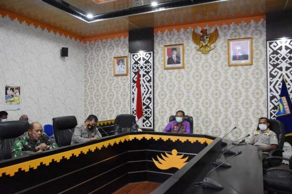 Pemkot Metro Rapat Pemantapan Pelaksanaan Pelantikan Wali Kota dan Wakil Wali Kota Terpilih