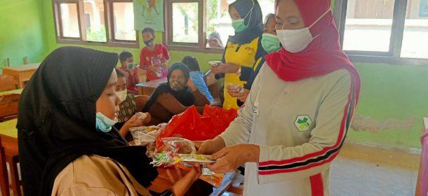 Antisipasi Siswa Cacingan, Petugas Pengendali Penyakit Puskesmas Antabrak Tanggamus Ambil Sampel Feses di Dua Sekolah