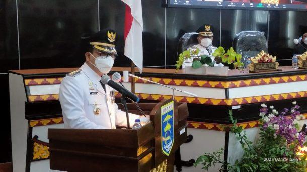 Advertorial: DPRD Metro Gelar Rapat Paripurna Penyampaian Pidato Perdana Wali Kota Wahdi Sirajuddin
