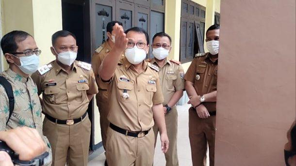 Silaturahmi Ke Jajarannya, Wali Kota Wahdi Sirajuddin Berharap ASN Berdomisili di Metro