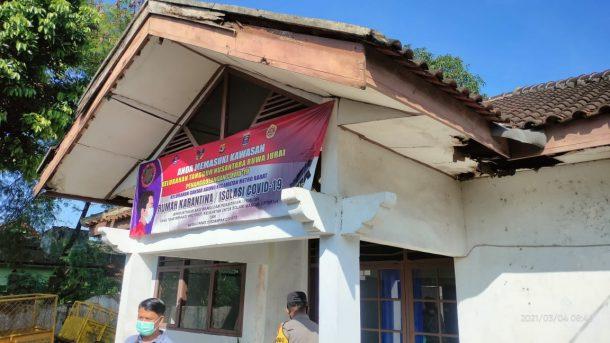 Gedung Kelurahan Ganjar Agung Rusak Berat, Wali Kota Metro Minta Lurah Gandeng CSR Swasta