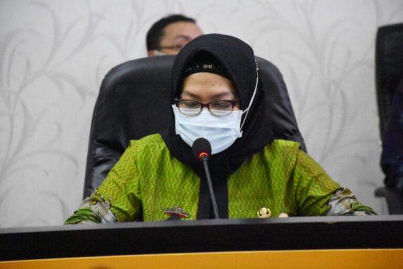 Kasus Positif Covid-19 Kota Metro Didominasi Perempuan