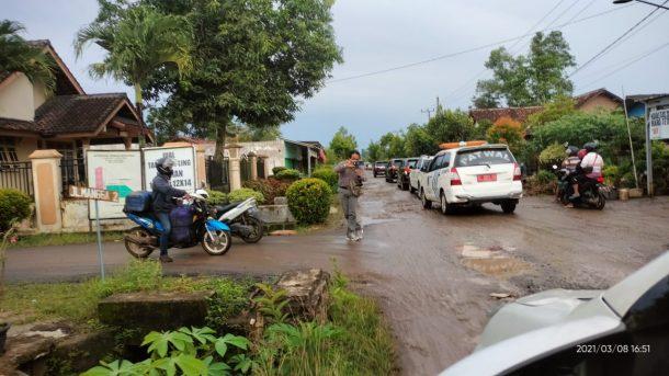 Tiga Ruas Jalan Rusak Berat di Kota Metro Segera Diperbaiki