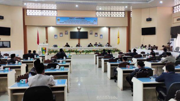 Advertorial: DPRD Tanggamus Setujui Dua Raperda, Salah Satunya Tentang Adaptasi Kebiasaan Baru
