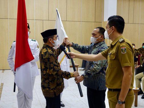 Pengurus Aspeknas Lampung Tengah Dilantik, Musa Ahmad Harap Bisa Bersinergi dengan Pemerintah Kabupaten