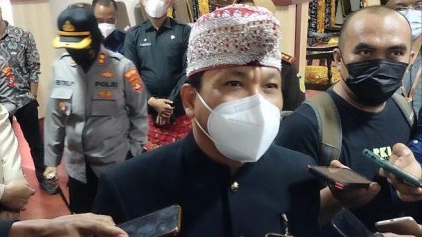 DPRD Metro Gelar Rapat Paripurna HUT Provinsi Lampung Ke-57, Wali Kota Harap Pembangunan Bersinergi dan Berkelanjutan