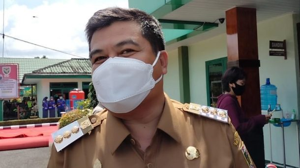 Bupati Lampung Tengah Tetapkan Harga Singkong Rp900 Per Kilogram