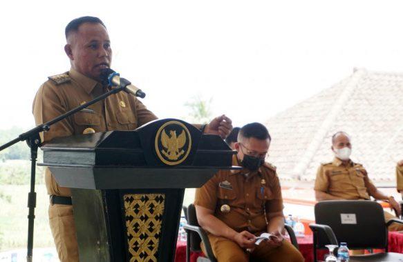 Nanang Ermanto Minta Pejabat Punya Integritas dan Kepedulian dengan Daerah
