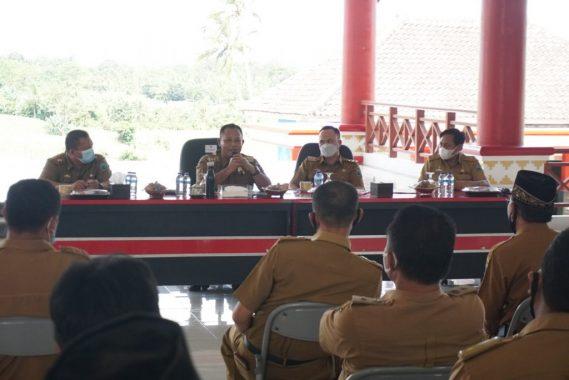 Ketua Apdesi Lampung Selatan Siap Dukung Kebijakan Nanang-Pandu