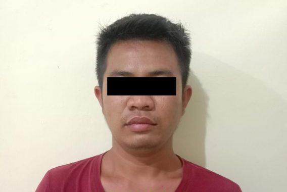Satreskoba Polres Metro Tangkap Pemuda Asal Lampung Utara yang Konsumsi Sabu