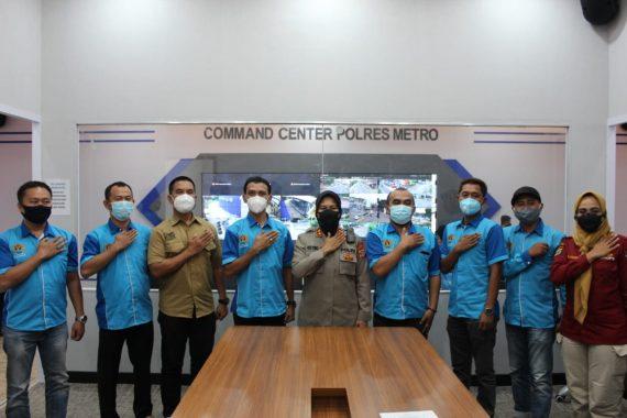 Winarni Lakukan Monitoring dan Evaluasi Swasembada Gizi di Way Sulan Lampung Selatan