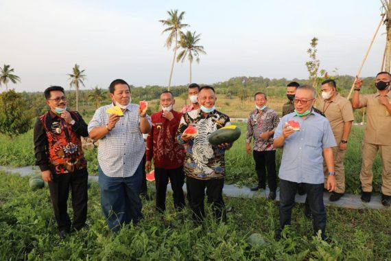 Gubernur Lampung Dukung Perkembangan Kebun Edukasi Lampung Selatan