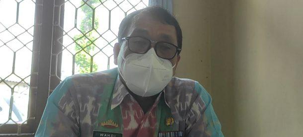Dawam Rahardjo Senam Pagi Bersama Jajaran Pemkab Lampung Timur
