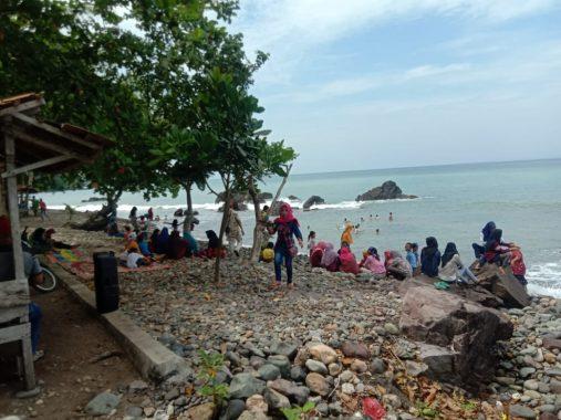 Jelang Ramadan, Sejumlah Objek Wisata di Tanggamus Ramai Pengunjung
