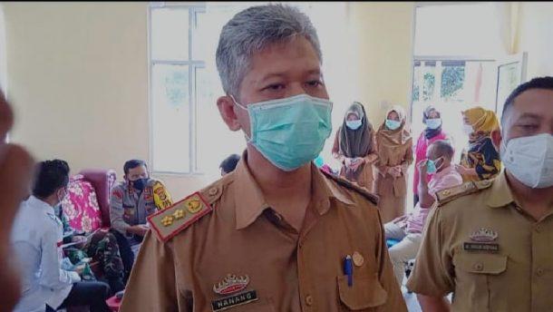 Vaksinasi Gelombang III Bagi Guru di Lampung Timur Bakal Digelar Pekan Depan