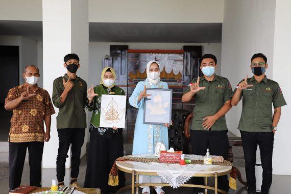 Ketua PKK Lampung Riana Sari Arinal Dukung Pemuda GenPI Majukan Ekonomi Kreatif
