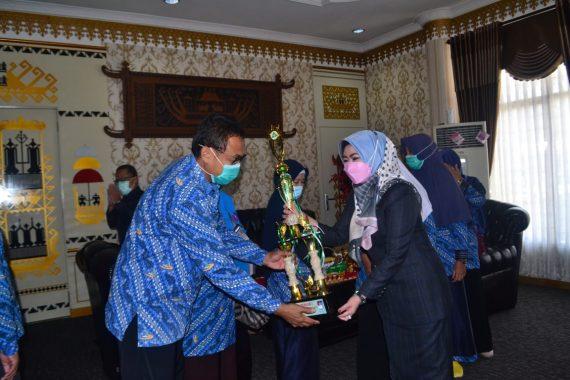 TKIT Teladan Kotaagung Raih Juara 1 Lomba UKS Tingkat Provinsi Lampung