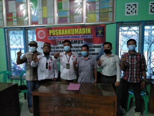 Wabup Lampung Timur Beri Bantuan Masjid dan Anak Yatim di Desa Mulyosari