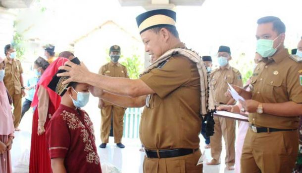 Pejabat dan Staf Pemkot Metro Terpapar Covid-19, Klaster Perkantoran Sumbang Pasien Terbanyak Kedua Setelah Klaster Keluarga