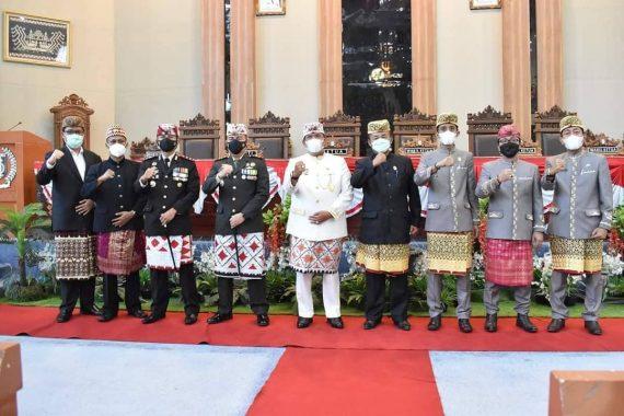 DPRD Lampung Timur Gelar Rapat Paripurna Istimewa HUT Ke-22 Kabupaten Lampung Timur