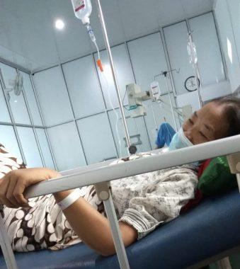 Dua Warga Prasejahtera di Metro Sakit, Mengaku Belum Terima Bantuan dari Pemerintah