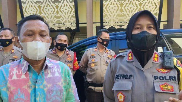 Polres Kerahkan 100 Personel Jaga Akses Masuk Kota Metro, Warga Pendatang Akan Jalani Rapid Antigen