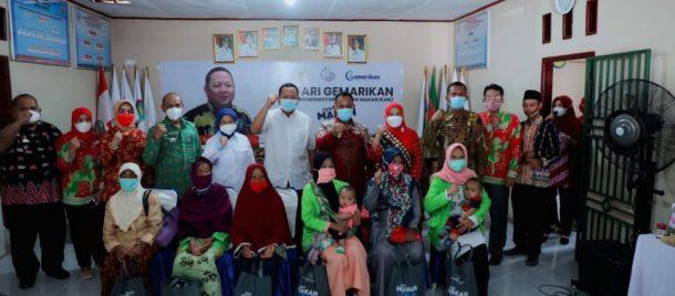 Gaungkan Gemarikan, Nanang Ermanto Optimis Lampung Selatan Bebas Stunting 2023