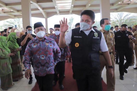 Gubernur Sumsel Herman Deru Tak Larang Warganya Mudik