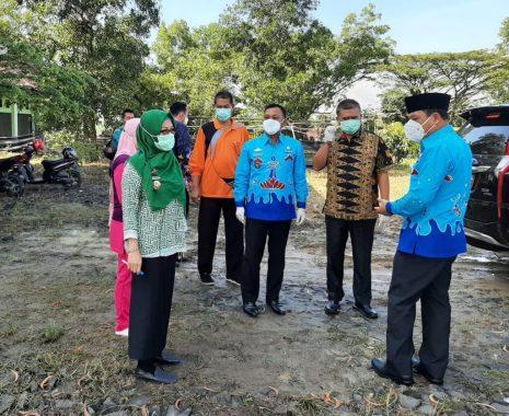 Tinjau Rumah Isolasi Pasien Covid-19, Wali Kota Metro Wahdi Minta Ada Petugas Rohaniwan
