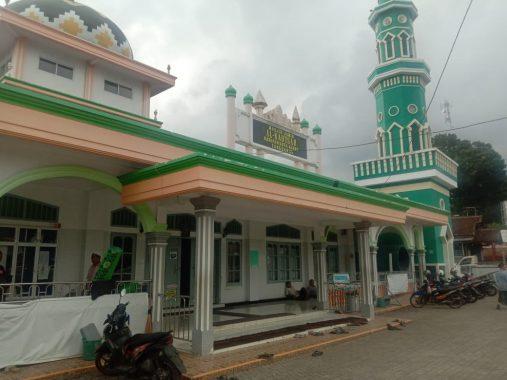 Masjid Jamik Al-Kautsar Kotaagung Bakal gelar Salat Id, Jemaah Harus Patuh Prokes Covid-19