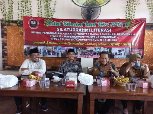 Forum Literasi Lampung Bakal Gelar Workshop Penulisan dengan Narasumber Gola A Gong