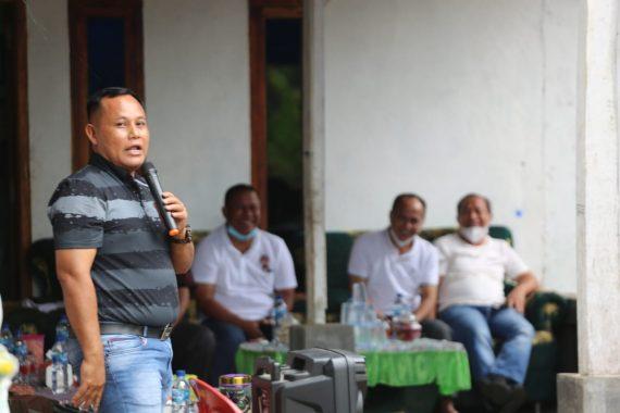 Jelang Pilkades Serentak, Bupati Lampung Selatan Beri Arahan Masyarakat Desa Budi Lestari