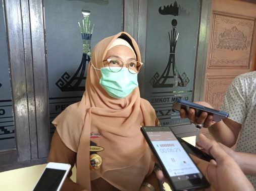 Sebanyak 94 Pasien Covid-19 di Kota Metro Sembuh