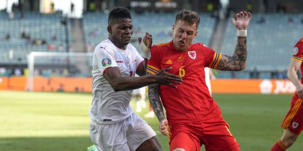 Piala Eropa 2020, Swiss vs Wales Berkahir Imbang 1-1