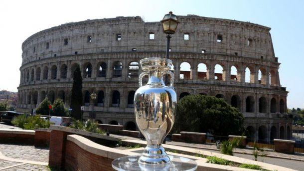 Ini Jadwal Perempatfinal Piala Eropa 2020