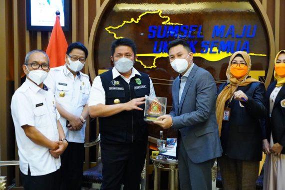 Herman Deru Arahkan Setiap Acara Seminar Tonjolkan Ornamen Khas Sumatera Selatan