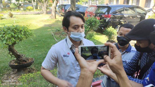 Salurkan Bantuan Covid-19 Lewat Pemkot, Forum CSR Kota Metro Harap Pendistribusiannya Tepat Sasaran