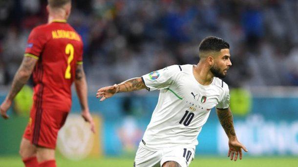 Italia Tantang Spanyol di Semifinal Piala Eropa 2020