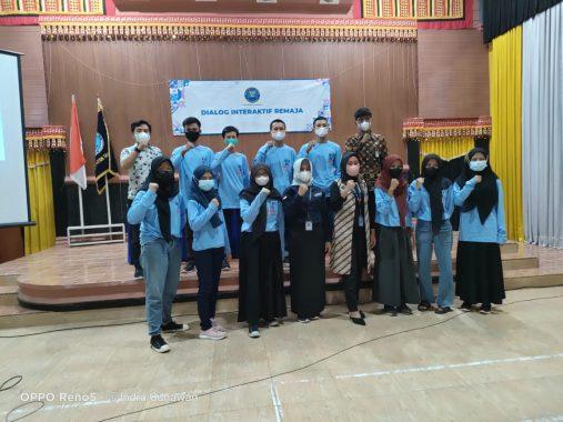 BNN Tanggamus Gelar Dialog Interaktif untuk Remaja