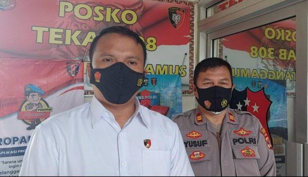 Polres Tanggamus Tetapkan DPO Tersangka Pencabulan 6 Santri di Kelumbayan