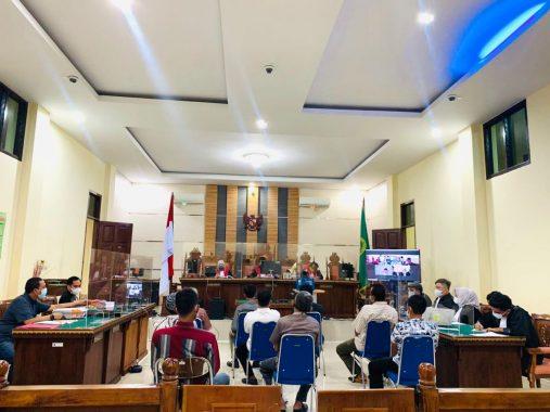 Sidang Dugaan Korupsi Dana Desa Banjarmanis Tanggamus, Jaksa Hadirkan 9 Saksi