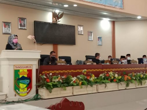 Dewi Handajani Apresiasi Fraksi PKS DPRD Tanggamus
