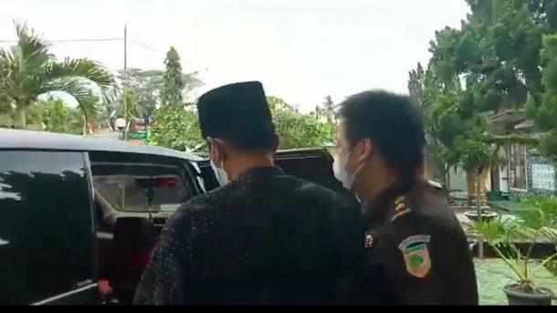 Korupsi Dana Karang Taruna, Wakil Ketua I DPRD Lampung Timur Ditahan di Rutan Sukadana